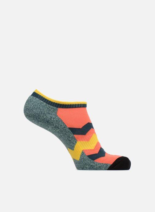 Sokken en panty's Happy Socks Athletic Low Oranje detail