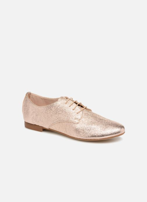Chaussures à lacets Georgia Rose Lion Rose vue détail/paire