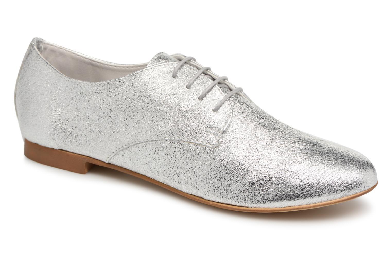 modelo marca más vendido de la marca modelo Georgia Rose Lion (Plateado) - Zapatos con cordones en Más cómodo b7c7f9