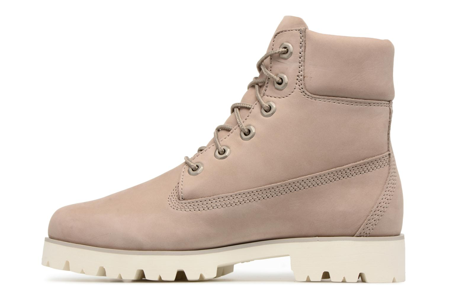 Bottines et boots Timberland Heritage Lite 6in Boot Beige vue face