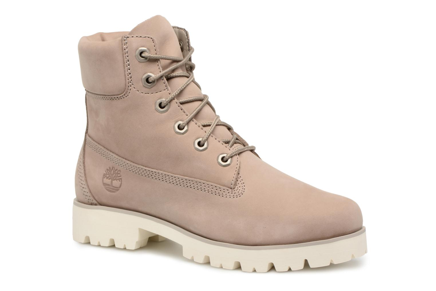 bottines timberland fille