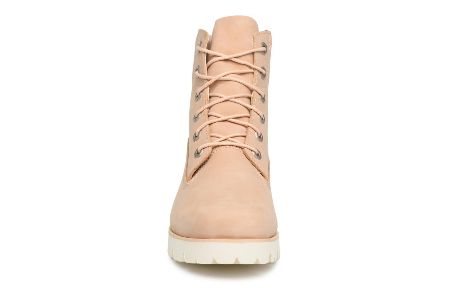 Bottines et boots Timberland Heritage Lite 6in Boot Beige vue portées chaussures