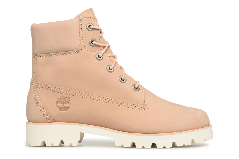 Bottines et boots Timberland Heritage Lite 6in Boot Beige vue derrière