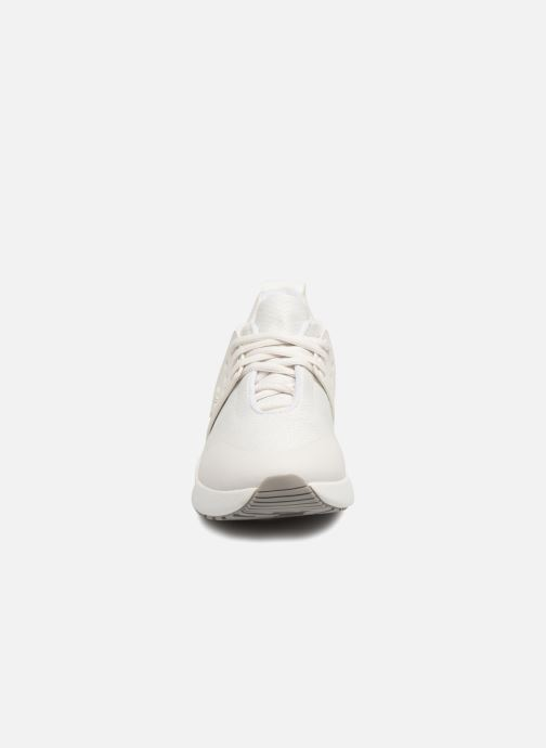 Baskets Timberland Kiri New Lace Oxford Blanc vue portées chaussures