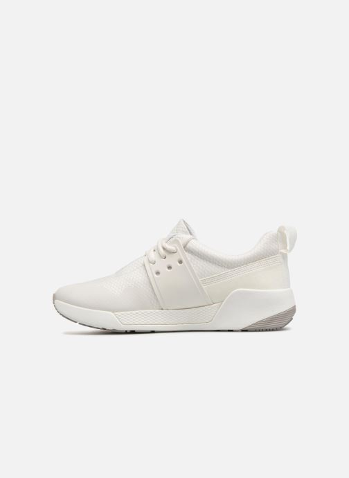Trainers Timberland Kiri New Lace Oxford White front view