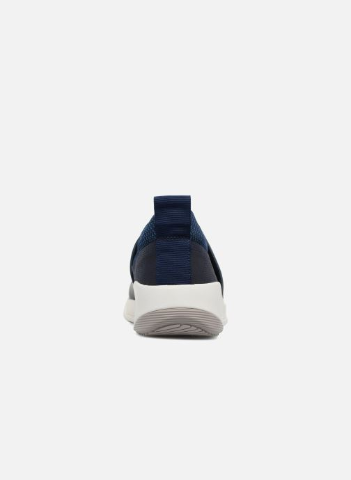 Baskets Timberland Kiri New Lace Oxford Bleu vue droite