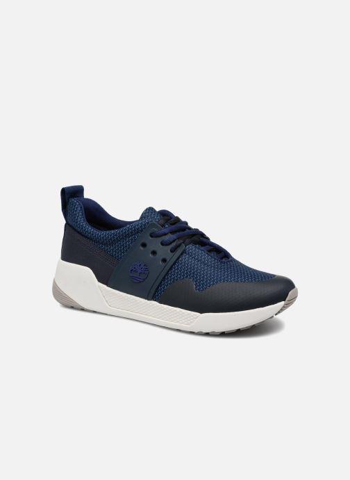 Baskets Timberland Kiri New Lace Oxford Bleu vue détail/paire