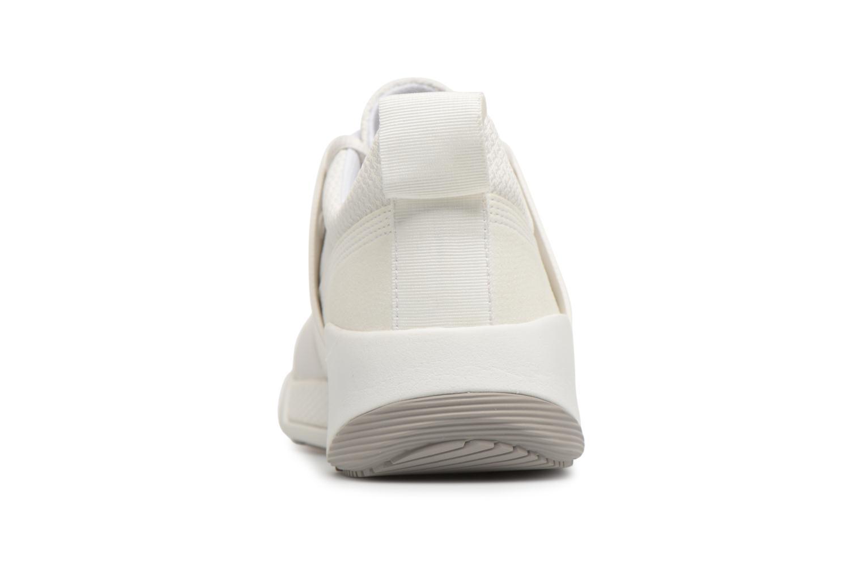 Baskets Timberland Kiri New Lace Oxford Blanc vue droite