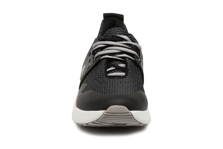 Sneaker Timberland Kiri New Lace Oxford schwarz schuhe getragen