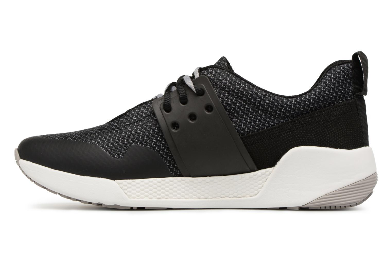 Sneaker Timberland Kiri New Lace Oxford schwarz ansicht von vorne
