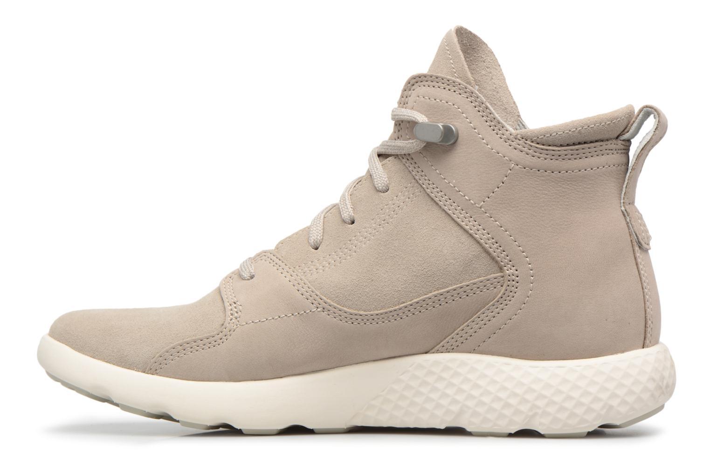 Bottines et boots Timberland FlyRoam Hiker Gris vue face