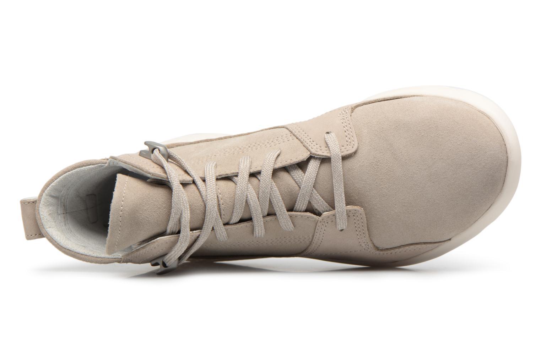 Bottines et boots Timberland FlyRoam Hiker Gris vue gauche