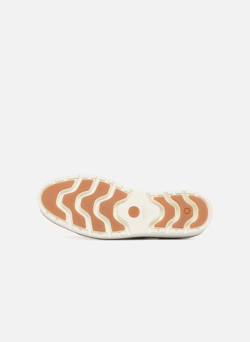 e9a452059b1 Zapatos con cordones Timberland Ellis Street Oxford Plateado vista de arriba