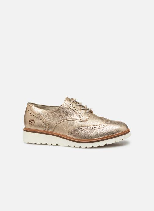 Chaussures à lacets Timberland Ellis Street Oxford Rose vue derrière