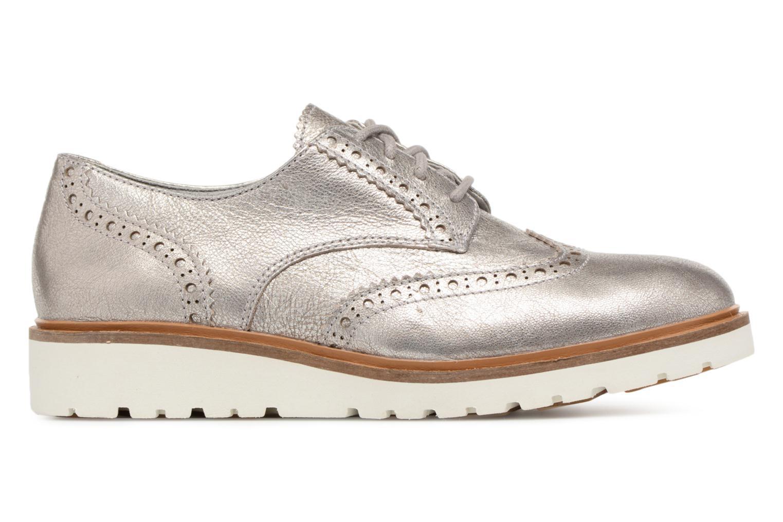 Chaussures à lacets Timberland Ellis Street Oxford Argent vue derrière