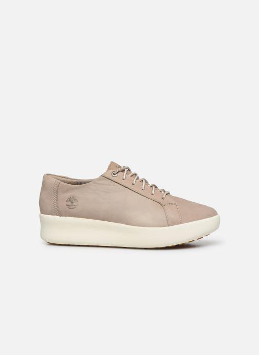 Chaussures à lacets Timberland Berlin Park Oxford Beige vue derrière