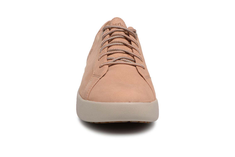 Chaussures à lacets Timberland Berlin Park Oxford Beige vue portées chaussures