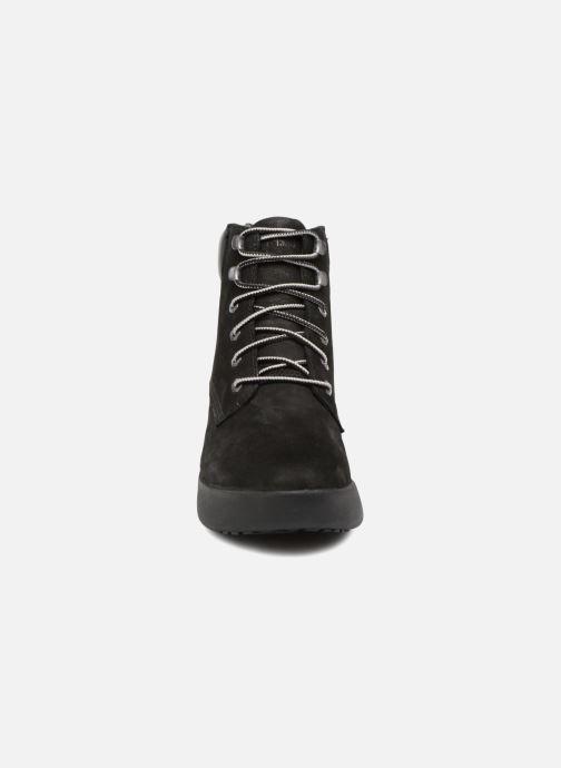 Bottines et boots Timberland Berlin Park 6 Inch Noir vue portées chaussures