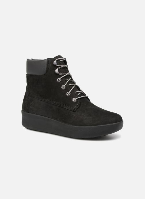 Boots en enkellaarsjes Timberland Berlin Park 6 Inch Zwart detail