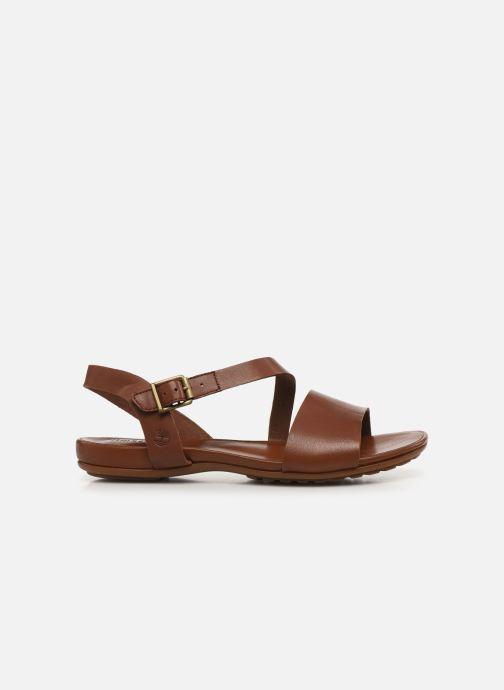 Sandali e scarpe aperte Timberland Cranberry Lake Sandal Marrone immagine posteriore