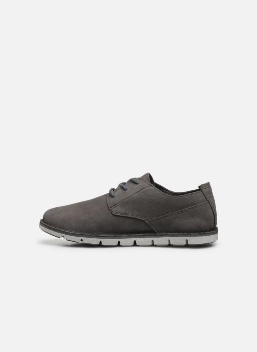 Chaussures à lacets Timberland Tidelands Oxford Gris vue face