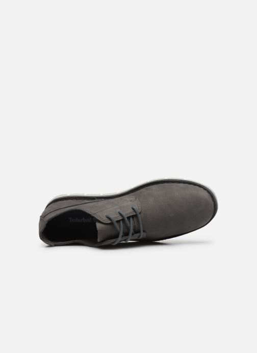 Lace-up shoes Timberland Tidelands Oxford Grey view from the left