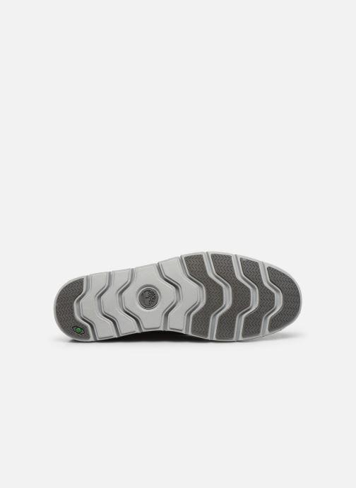 Chaussures à lacets Timberland Tidelands Oxford Gris vue haut