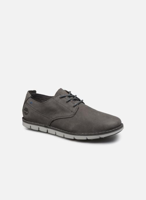 Chaussures à lacets Timberland Tidelands Oxford Gris vue détail/paire