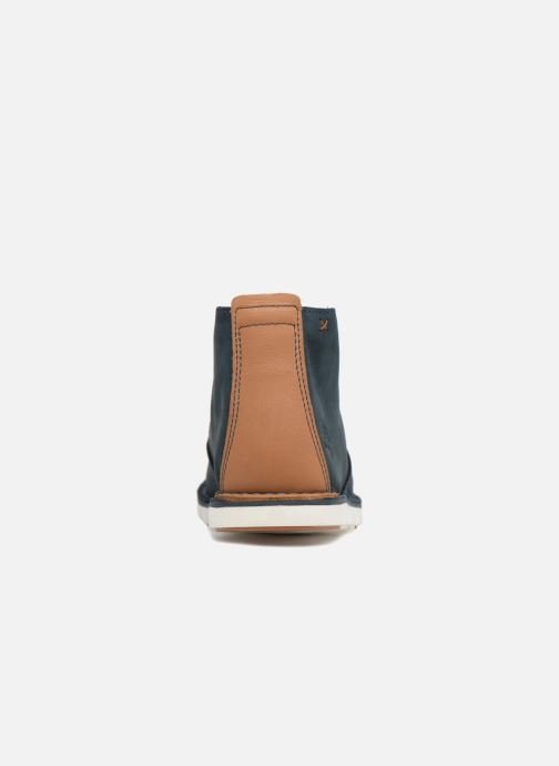 Ankle boots Timberland Tidelands Desert Boot Blue view from the right