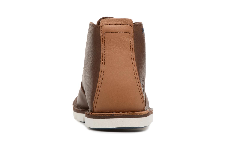 Bottines et boots Timberland Tidelands Desert Boot Marron vue droite