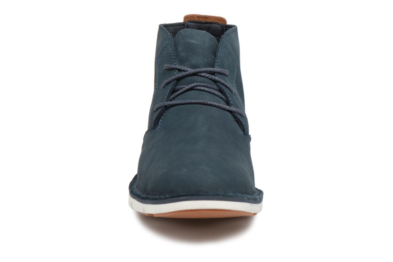 Bottines et boots Timberland Tidelands Desert Boot Bleu vue portées chaussures