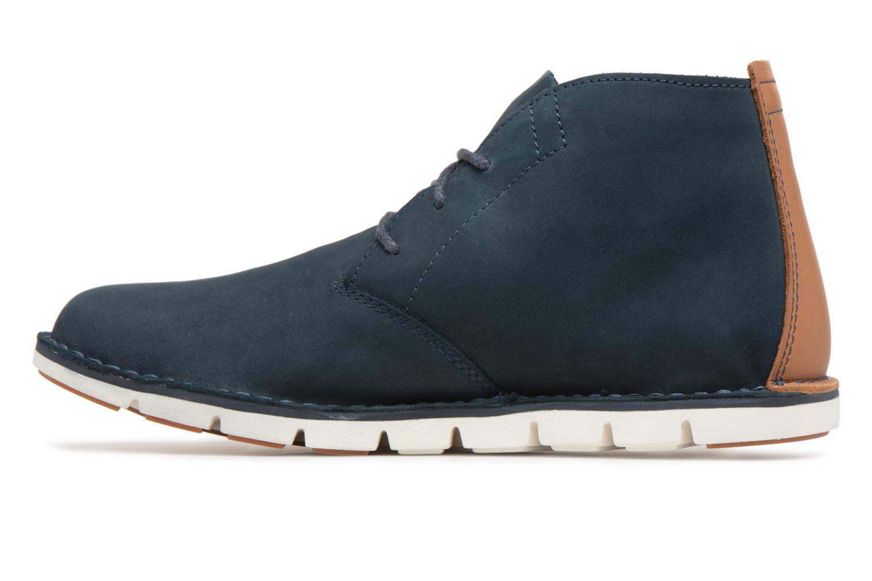 Bottines et boots Timberland Tidelands Desert Boot Bleu vue face