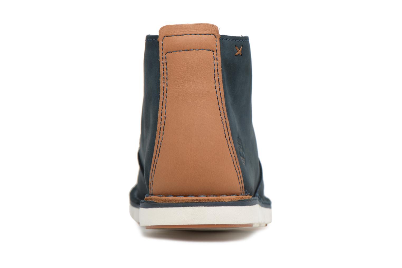 Bottines et boots Timberland Tidelands Desert Boot Bleu vue droite