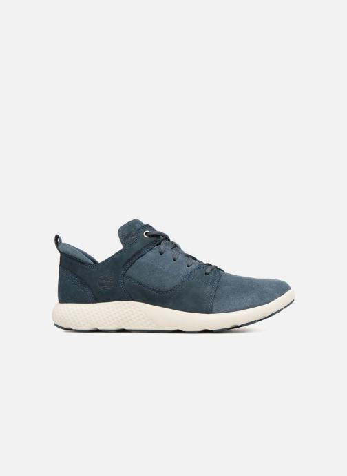 Sneakers Timberland FlyRoam Leather Oxford Azzurro immagine posteriore