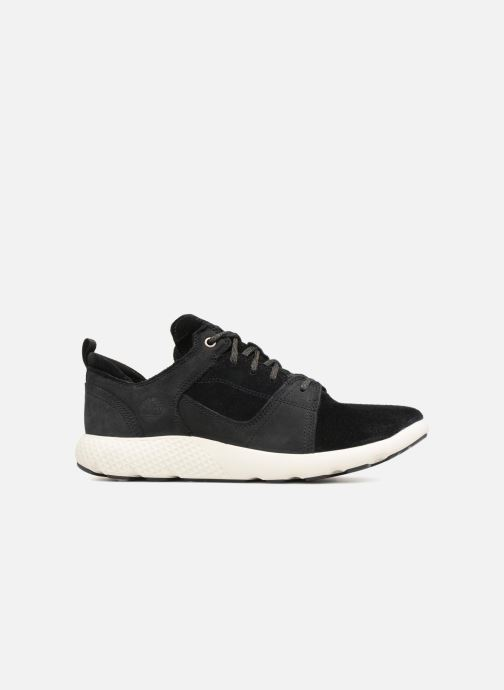 Sneakers Timberland FlyRoam Leather Oxford Nero immagine posteriore