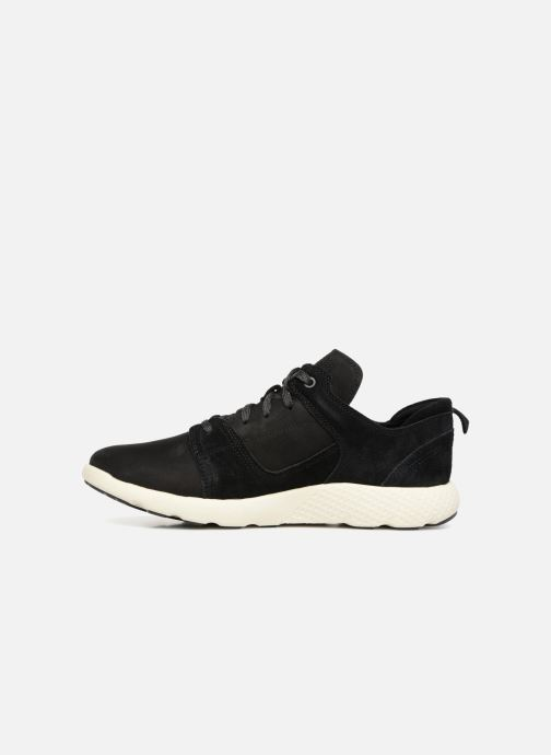 Sneakers Timberland FlyRoam Leather Oxford Nero immagine frontale