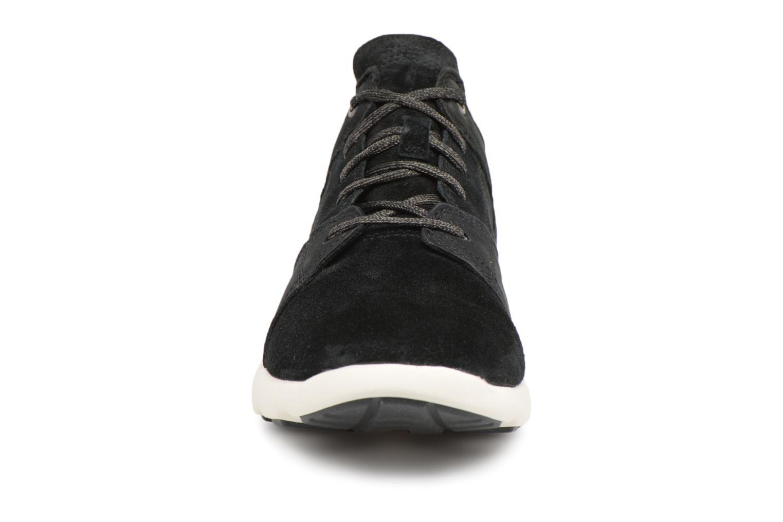 Baskets Timberland FlyRoam Leather Oxford Noir vue portées chaussures