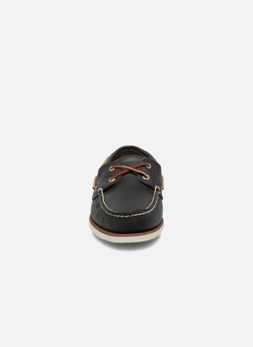 Snøresko Timberland MEN'S 2 EYE BOAT SHOE Blå se skoene på