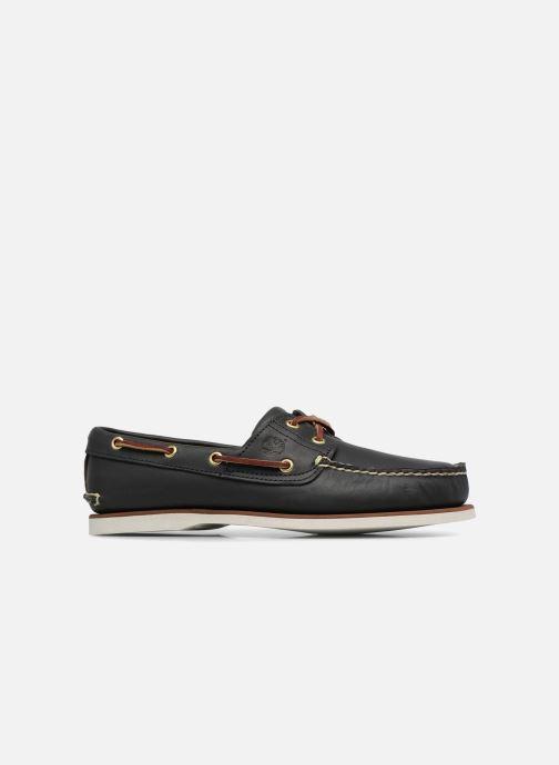 Chaussures à lacets Timberland MEN'S 2 EYE BOAT SHOE Bleu vue derrière