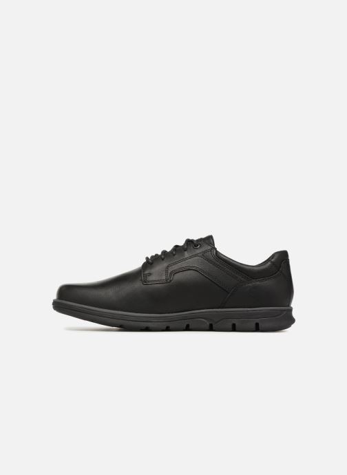 Chaussures à lacets Timberland Bradstreet Padded Collar Noir vue face