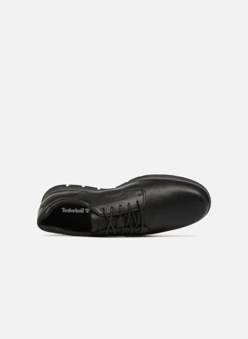 Chaussures à lacets Timberland Bradstreet Padded Collar Noir vue gauche