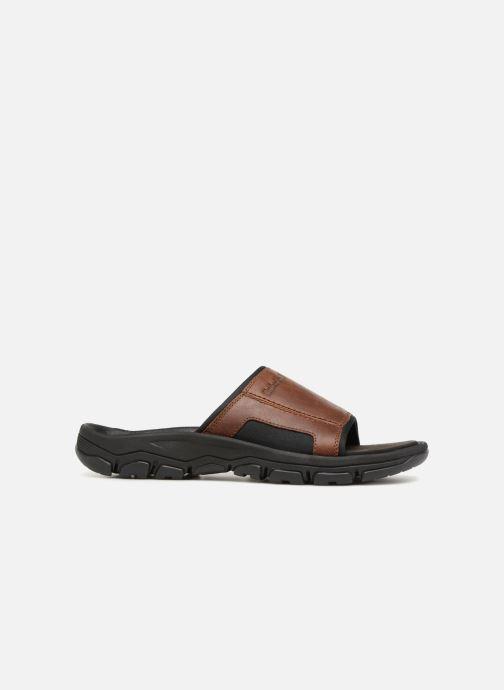 Sandales et nu-pieds Timberland Roslindale Slide Marron vue derrière