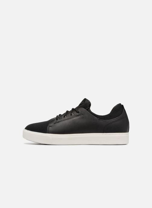Baskets Timberland Amherst Lthr LTT Sneaker Noir vue face
