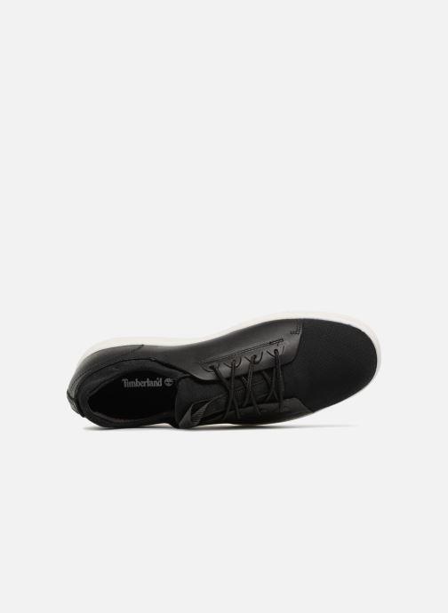 Baskets Timberland Amherst Lthr LTT Sneaker Noir vue gauche