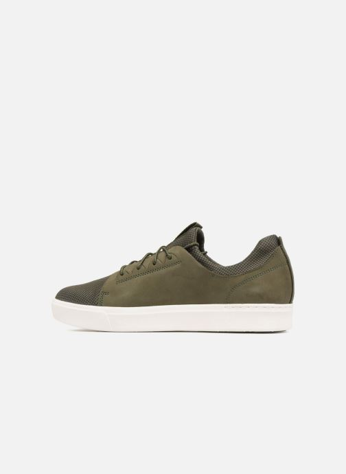 Sneakers Timberland Amherst Lthr LTT Sneaker Verde immagine frontale