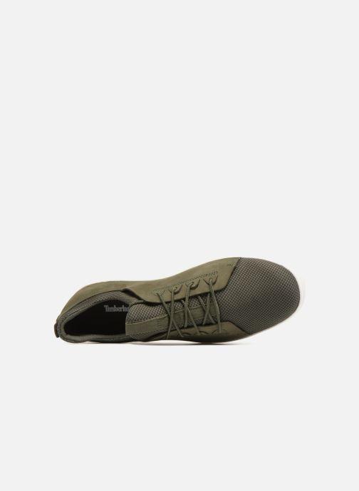 Sneakers Timberland Amherst Lthr LTT Sneaker Verde immagine sinistra