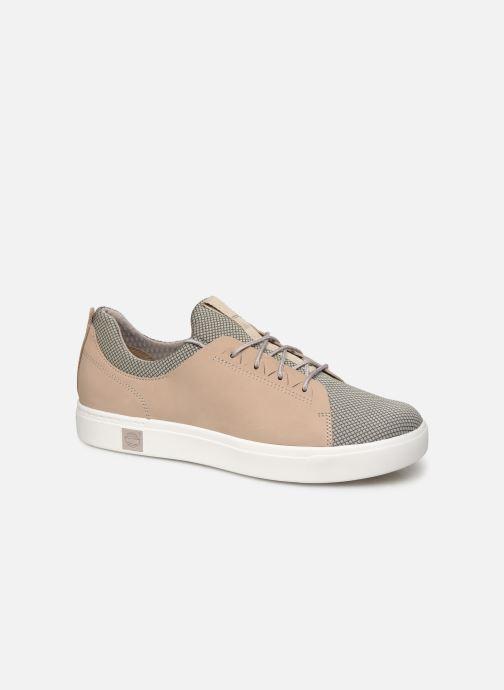 Sneakers Timberland Amherst Lthr LTT Sneaker Beige vedi dettaglio/paio