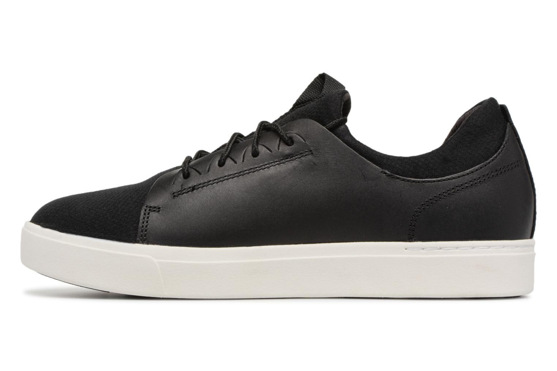 Sneaker Timberland Amherst Lthr LTT Sneaker schwarz ansicht von vorne