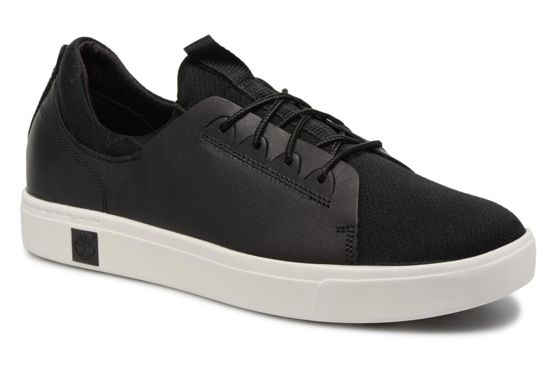 Sneaker Timberland Amherst Lthr LTT Sneaker schwarz detaillierte ansicht/modell
