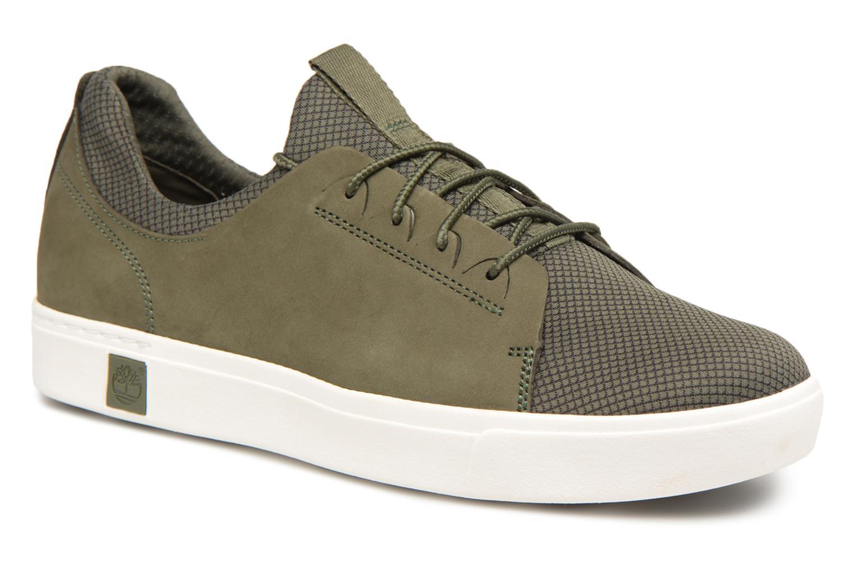 Baskets Timberland Amherst Lthr LTT Sneaker Vert vue détail/paire